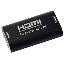 4K*2K 1080P 3D Mini HDMI Active Equalizer Extender Repeater Amplifier Booster