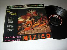 THE COLORFUL FOLKLORE OF MEXICO Falcon NM/NM-