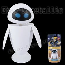 "Disney Wall-E EVE 10cm / 4"" PVC Action Figure New In Box"