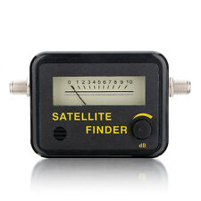 Parabole Satellite Finder Satfinder Signal Pointeur Reglage Pr Sat DirecTV Dish