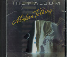 CD Modern Talking The 1st Album-HANSA 259510,CD Neuwertig,Tracklist 2. Foto