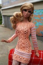 Outfit: dress for FR2, Nu Face, Poppy Parker, Fashion Royalty, Barbie