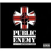 Public Enemy - Live from Metropolis Studios (2015)  2CD  NEW/SEALED  SPEEDYPOST