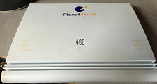 Old School Planet Audio P-2100 2 Channel Amplifier,ULTRA RARE,Amp,USA,ZED AUDIO