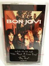 Bon Jovi THESE DAYS Cassette Tape (NEW/SEALED) -  RARE!