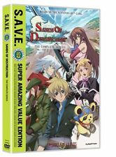 NEW Sands of Destruction: The Complete Series S.A.V.E. (DVD)
