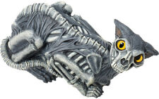 Life Size Gothic Horror ZOMBIE CAT PROP Halloween Prop Haunted House Decoration