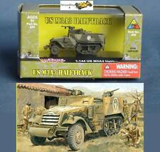 WWII 1:144 Wehrmacht US M3 Half-Track Armoured Modell NMT_424