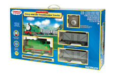 Bachmann G Thomas - Percy and the Troublesome Trucks Train Set New NIB 90069
