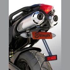 Support de plaque + éclairage ERMAX Yamaha FZ6/FZS 600 FAZER/S2 2004/2010 Brut