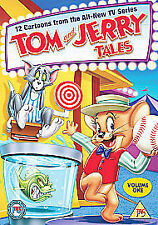 Tom And Jerry Tales Vol.1 (DVD, 2007)