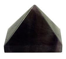 Lila Amethyst Pyramide Heilung Energie Generator spirituelle Reiki Edelsteine
