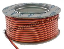 50m Roll of JR light weight servo wire 26awg - UK seller