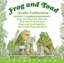 Frog and Toad : Audio Collection, Children's Books, New