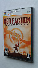 BRAND NEW Sealed Red Faction: Guerrilla (PC, 2009)
