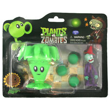 PLANTS vs ZOMBIES - Bloomerang&Zombie Tabletop Game PVC Action Figure Toys Gift