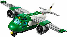 LEGO City 60101 - Airport Cargo Plane Only (Without all Minifigs)