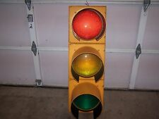 """Durasig Traffic Signal 12"""" LED Lights             From an Intersection near you!"""