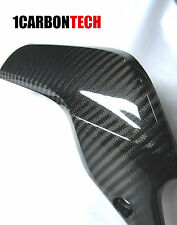 2013 2014 2015 HONDA CBR 600RR CARBON FIBER EXHAUST SHIELD COVER