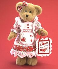 BOYDS VALENTINE BEAR ALWAYS & FOREVER MADISON LUVINGTON w/GREETING CARD  NEW/10