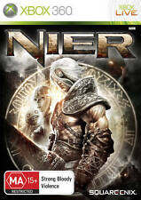 NIER Microsoft 360 PAL Brand New and Factory Sealed (RPG Game)