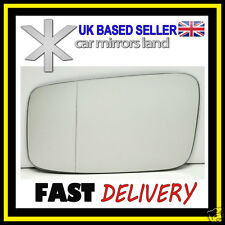Left Passenger Wing Car Mirror Glass VOLVO V40 S40 1995-2004 WIDE ANGLE