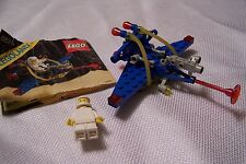 LEGO Classic Space 6825 COSMIC COMET Set 100% Complete INSTRUCTIONS Vintage 1985