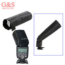 Yongnuo YN560-III Flash light Speedlite for canon nikon+flash reflector/Snoot