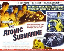 The Atomic Submarine  - 1959 - Science Fiction Arthur Franz - Vintage b/w DVD