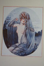 La Vie Parisienne Impresión Vintage francés