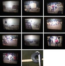 Super-Normal 8mm Privatfilm 1970.Jahre-Grömnitz Strand und Ort-Einkaufsstraße