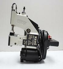 REVO DA Portable Handheld Bag Closer Heavy Duty Industrial Sewing Machine 220V