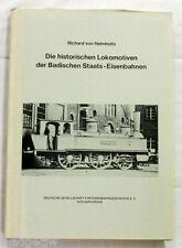 Die historischen Lokomotiven der Badischen Staats-Eisenbahn Baden State Rail HC