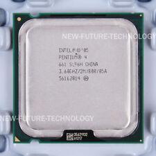 intel pentium 4 3.60 GHz
