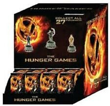 HUNGER GAMES COLLECTABLE FIGURE COLLECTION SEALED BOX OF 24 FIGURES