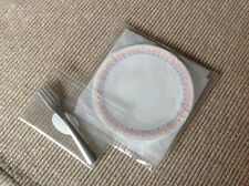 """American Girl LEA's plate and fork from Rainforest house 18"""" doll NEW"""