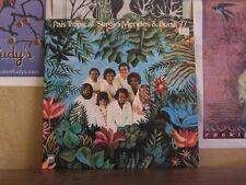 SERGIO MENDES BRASIL 77, PAIS TROPICAL UK LP AMLS 64315