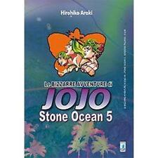 LE BIZZARRE AVVENTURE DI JOJO - STONE OCEAN 5 DI 11 - STAR COMICS NUOVO