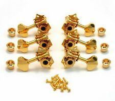 GROVER STA-TITE STATITE TUNERS GOLD 18:1 For Martin Gretsch GUITARS