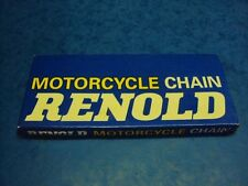 "RENOLD PRIMARY CHAIN 76 LINKS 1/2"" X 5/16"" NORTON DOMINATOR 650 650SS ATLAS 750"