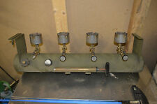 WWII US Army medicall coleman 4 burner stove Very nice