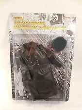 SEALED WWII GERMAN PANZER-WEHRMACHT HEER OBERSTLEUTNANT COAT & HAT SET 1:6 SCALE