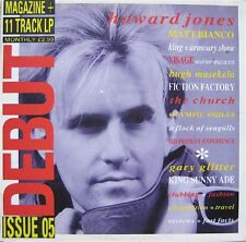 Howard Jones Debut LP Magazine - Issue 05