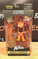 """Marvel Legends X-Men Colossus BAF Warlock 6"""" inch Action Figure Wave 2"""