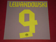 FLOCAGE OFFICIEL LEWANDOWSKI BORUSSIA DORTMUND AWAY 2013/2014