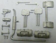 Truck Model Detail Casting Set 1/87 Scale by Don Mills Models