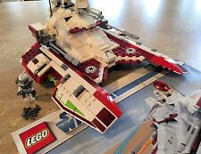 LEGO Star Wars Clone Fighter Tank 7679-No Box -COMPLETE with Parts/Manual/Figs!