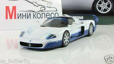 MASERATI MC12 New Supercars Diecast Model 1:43 Deagostini #75