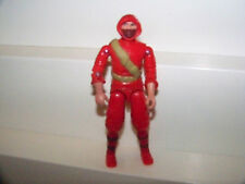 G.I. JOE RED NINJA VIPER 2005 HASBRO ACTION FIGURE FROM COMIC 3 PACK