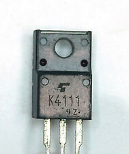 2sk4111 k4111 Mosfet N-ch 600v 10a To-220f